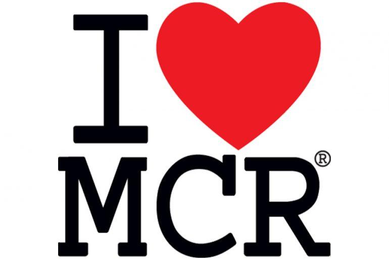 I Love Manchester logo