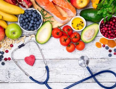 fruit and vegetable healthy diet for gut health