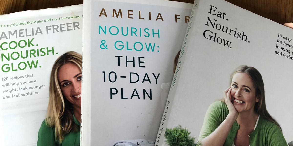 Amelia Freer Books