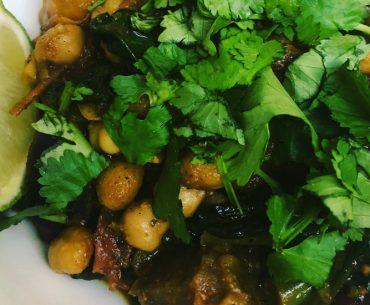 vegetable vegan curry