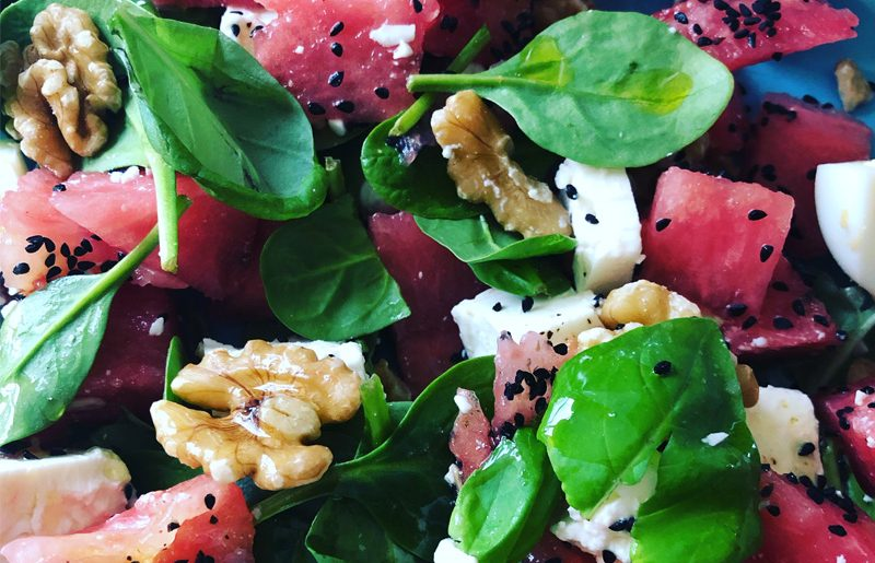 Salad Days to delight the tastebuds!